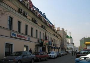 Чебуречная на Сухаревской
