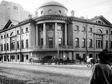 Воздвиженка, дом Шереметева